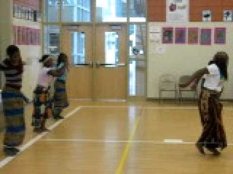 Grand Rapids African Center Youth got talent 2010.AVI