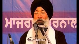Bhai Harjinder Singh Ji - Mahima Sadhu Sang Ki - Aisa Keertan Kar Man Mere