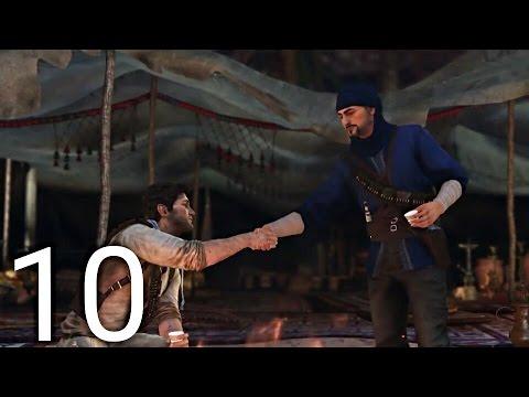 Uncharted 3 Drake's Deception Walkthrough Part 10