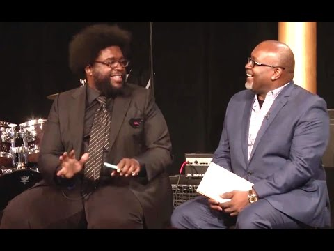 In Pursuit of the Creative Life: Interview with Questlove