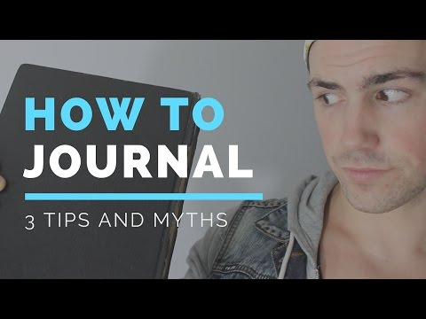 How to Journal: Top 3 Mistakes When Starting a Journal