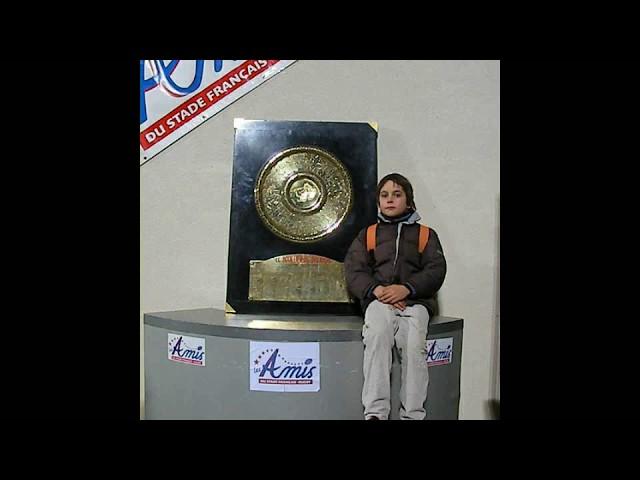 30 novembre 2007 Souvenirs de Jean Bouin