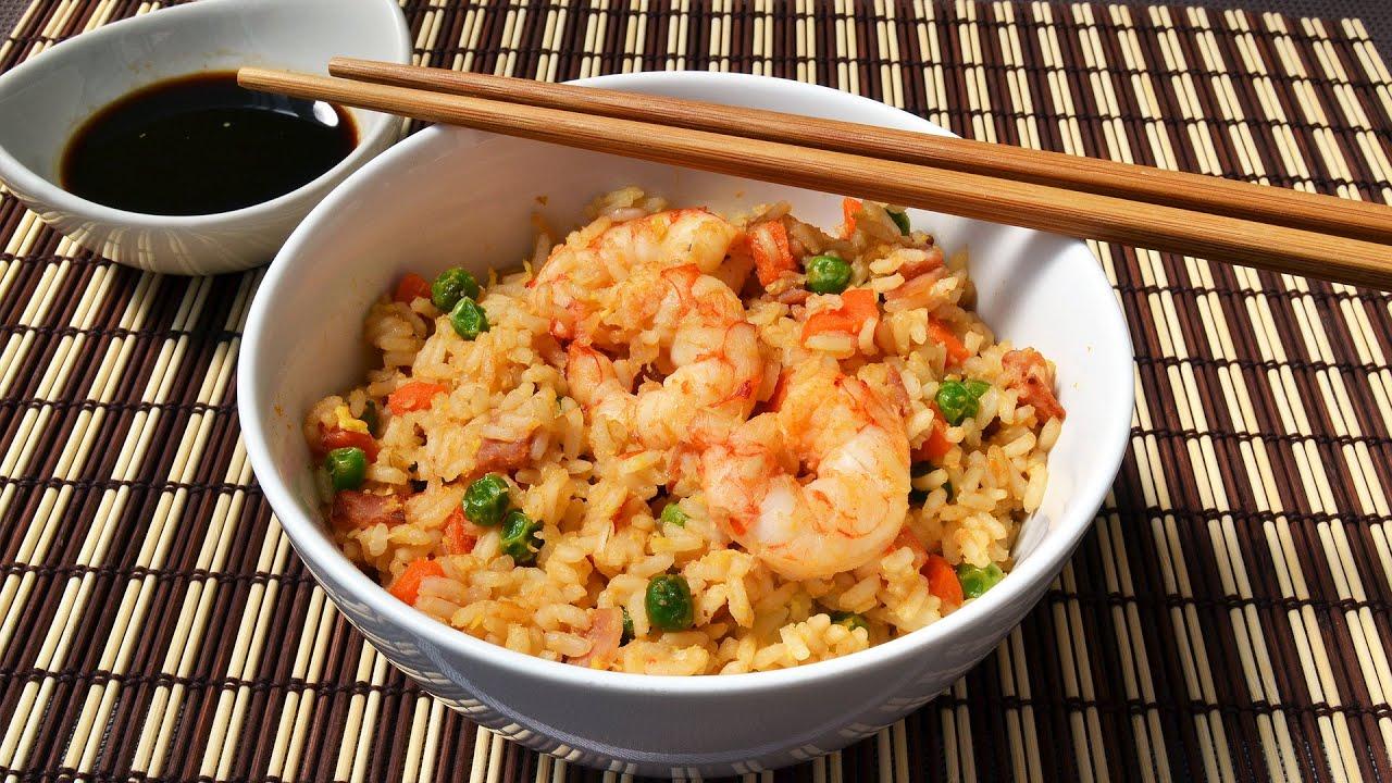 Chinese Restaurant Egg Fried Rice Recipe