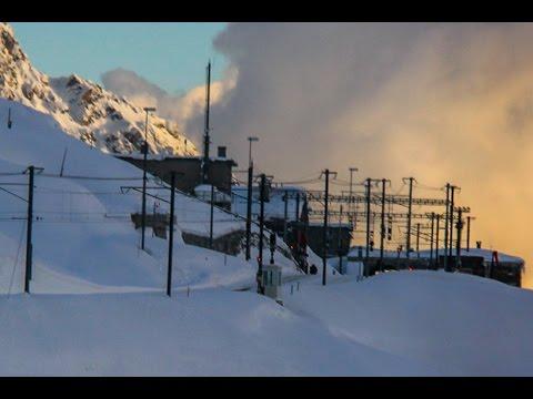 Bernina Express: Tirano, Italy - St. Moritz, Switzerland Mp3