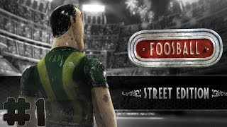 Foosball - Street Edition - Walkthrough - Part 1 - Granates (PC) [HD]