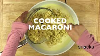 Snacks Cannabis Infused Stove Top Macaroni