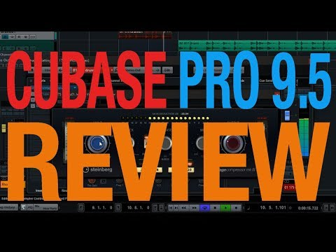 Steinberg Cubase 9.5 Review