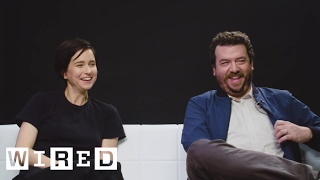 Danny McBride & Katherine Waterston Talk 'Alien: Covenant' Conspiracies at SXSW