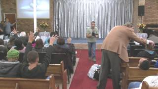 The Glory Cloud of God Descended! - Revival Ministries with Johann van der Hoven