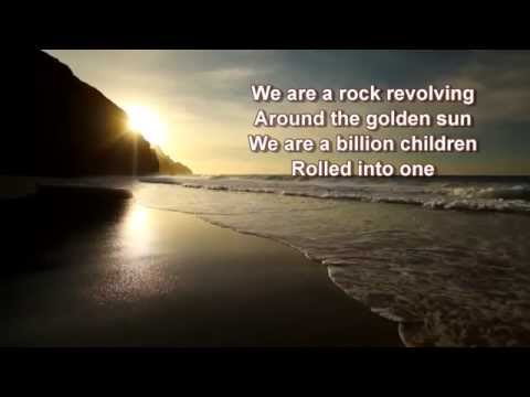 Saltwater + Julian Lennon + Lyrics / HD