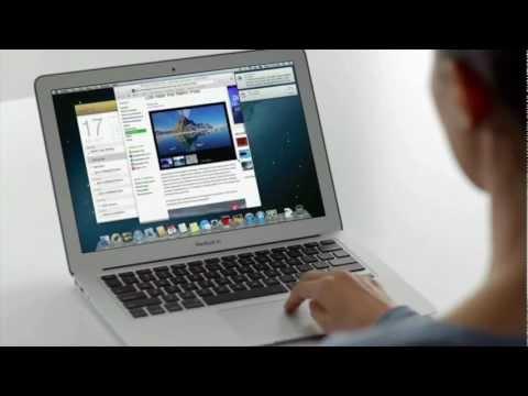Вопрос: Как обновить Mac до операционной системы Mountain Lion?