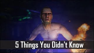Skyrim 5 Things You Probably Didn t Know You Could Do - The Elder Scrolls 5 Secrets