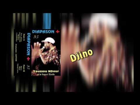 YOUSSOU NDOUR - DJINO - ALBUM DIAPASON +95