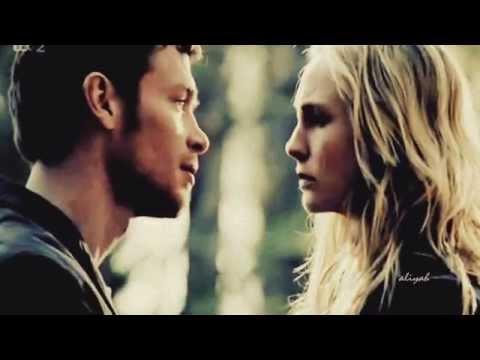 Vampire's Kiss - { Klaus & Caroline } - YouTube