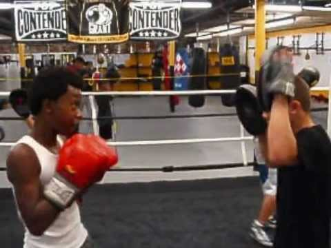 Lawrence Mass Canal Street Gym (Kids Training)