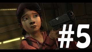 The Walking Dead Episode 3 Chapter 5 Another Survivor Walkthrough No Commentary