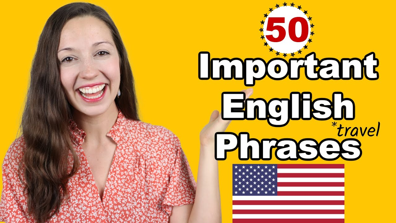 Download 50 Important English TRAVEL Phrases