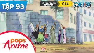 One Piece Tập 93 - Đến Với Vương Quốc Sa Mạc - Bột Tạo Mưa Và Quân Phiến Loạn - Hoạt Hình Tiếng Việt