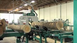 Wood-Mizer Industrial Sawmill Equipment