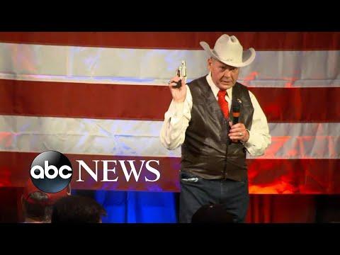 Bannon breaks with Trump in Alabama Senate race
