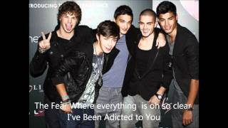 The Wanted-Lightning Lyrics And Pictures