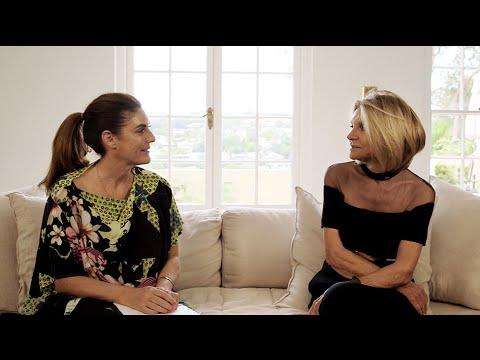 Frankly Speaking - Jackie Frank meets Carla Zampatti (June 2015)