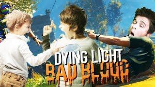 TAM GDZIE DWÓCH TYPÓW SIĘ KŁÓCI, TAM BLADII UMIERA! | Dying Light: Bad Blood [#4]