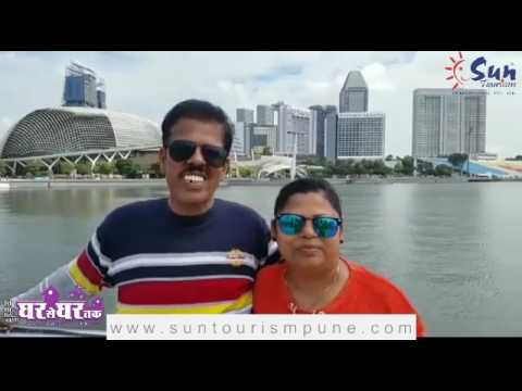 Package Tour Singapore Malaysia Thailand from Pune - Sun Tourism Pune