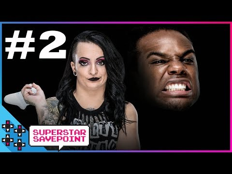 Did RUBY RIOTT & AUSTIN CREED Just Become BEST FRIENDS?!?! Pt. 2 - Superstar Savepoint