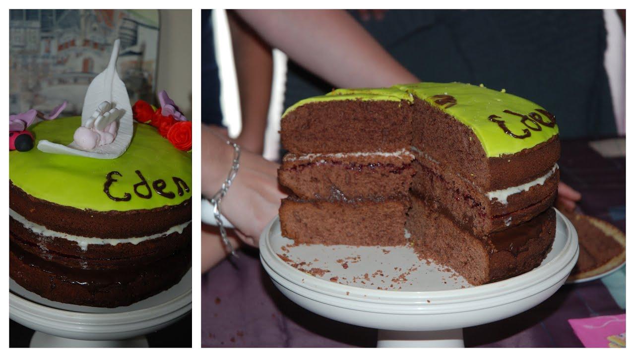Le Sponge Cake Recette