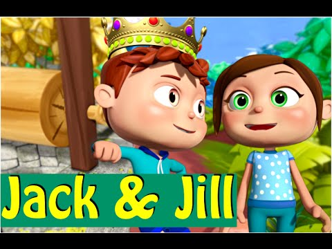 Jack and Jill Went Up The Hill | Kids Songs | Videogyan 3D Rhymes
