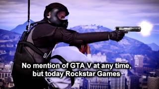 Grand Theft Auto V: Rockstar Leeds deja caer que habrá versión para PC [Subtitles in English]