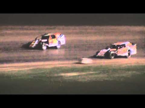 IMCA Mod Feature Oshkosh Speedzone Oshkosh Wisconsin 4/29/16
