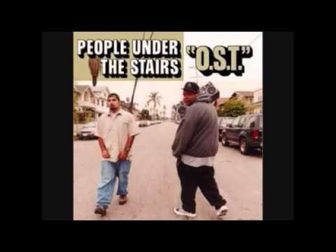 People under the stairs - Hang loose