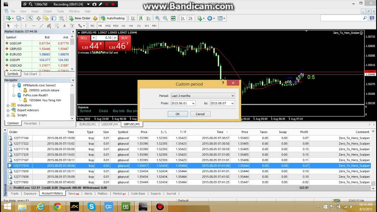 Forex ea robot dynamic trader v1.1 download