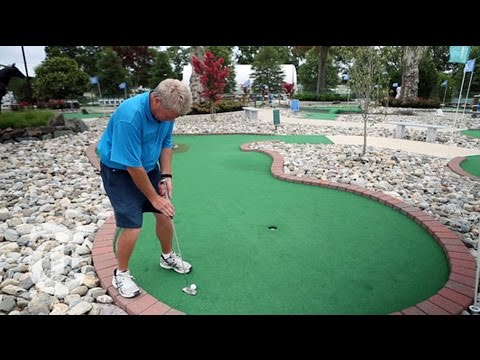 The Mini Golf Master | The New York Times