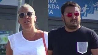 El gran enfado de Belén Esteban en sus vacaciones por Málaga