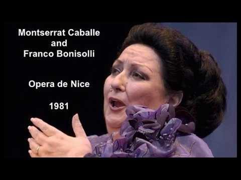 Montserrat Caballe SICK sing THE BEST ANDREA CHENIER EVER!!!