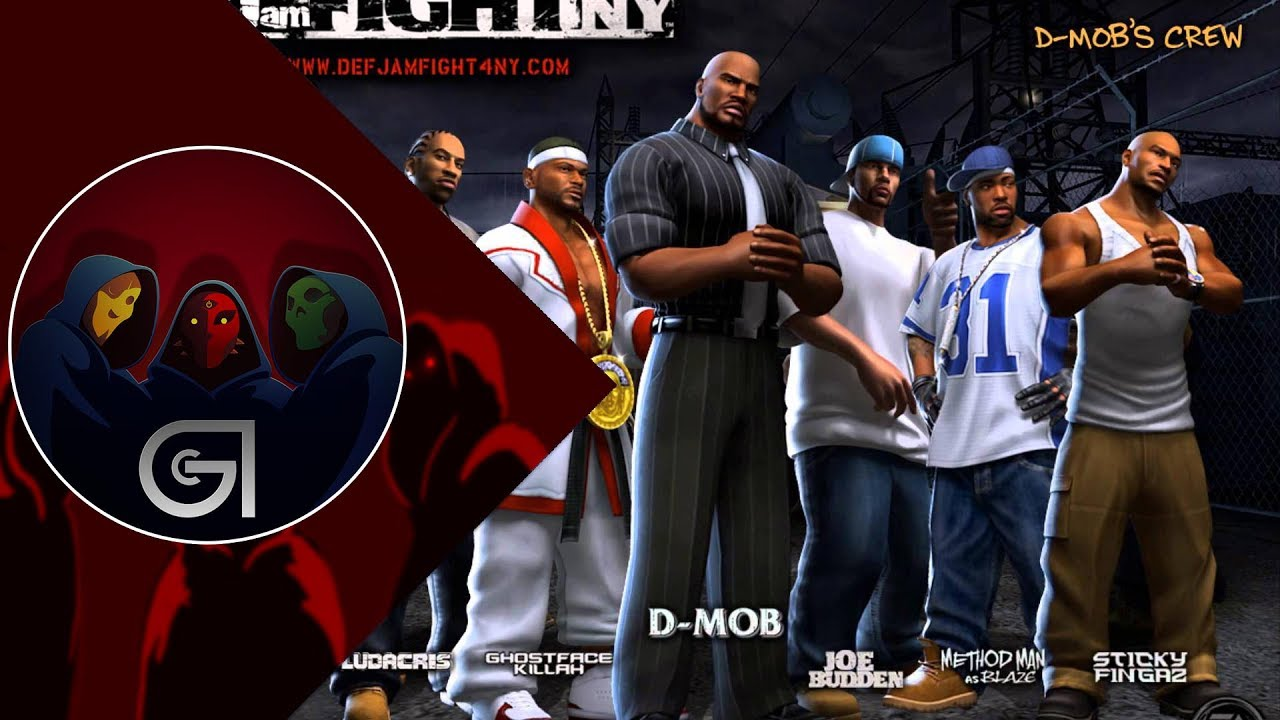 can we finally get a new def jam