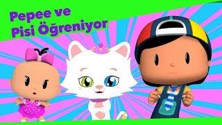 Pepee ve Pisi - Çocuk Şarkıları ile Öğreniyor! | Düşyeri