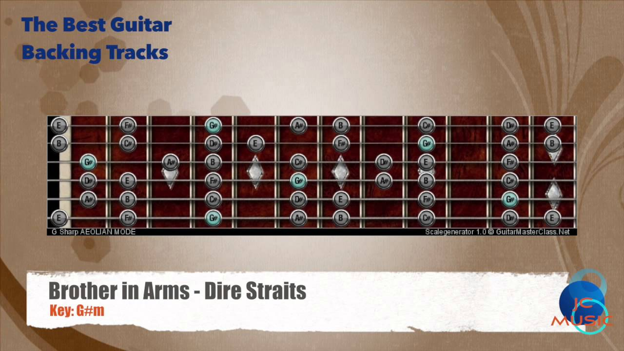 dire straits brothers in arms guitar pdf