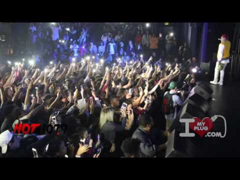 """Migos & Lil Yachty Perform At """"Culture"""" Release Concert in Atlanta"""
