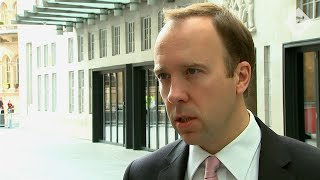 video: Coronavirus latest news: UK is at coronavirus 'tipping point,' Matt Hancock says