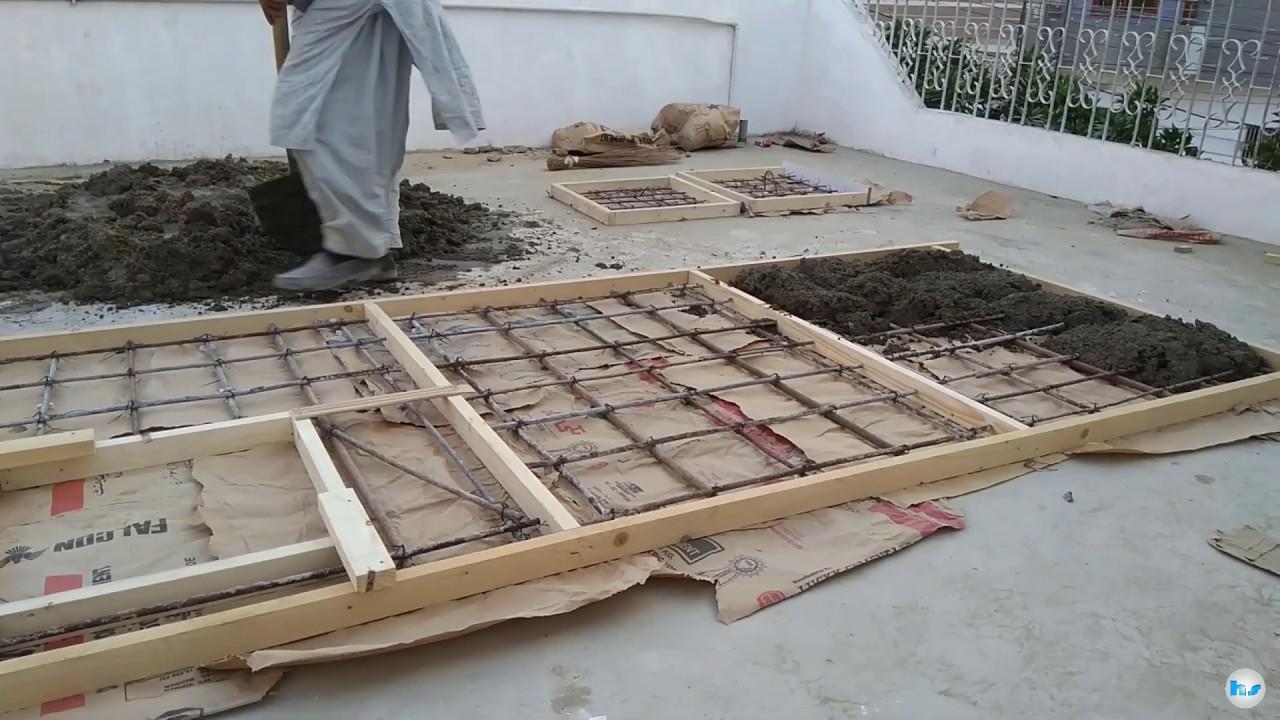 Concrete Slab Concrete Slab Roof How To Make Concrete Slab