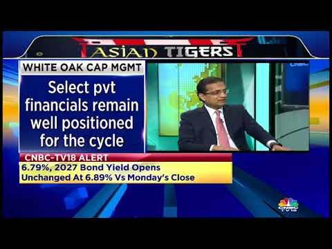 See recovery in earnings growth ahead; Positive on Telecom: Prashant Khemka