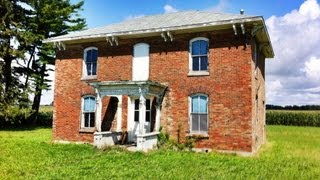 Urban Exploration: Abandoned Mennonite House