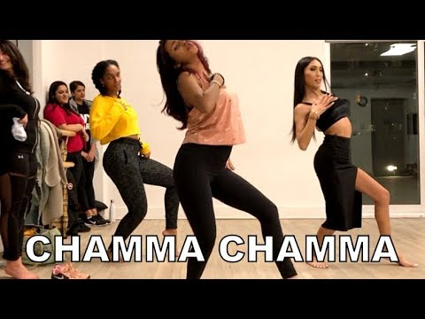 Chamma Chamma - Dance (I Tried A Bollywood Dance Class)