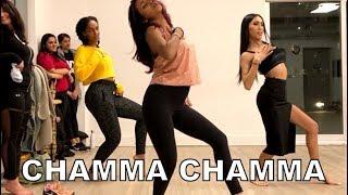 Chamma Chamma  Dance (I Tried A Bollywood Dance Class)