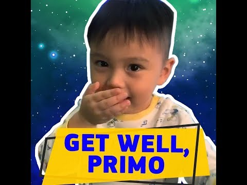 Get well, Primo | KAMI |  Celebrity mom Iya Villania warns parents to be more attentive
