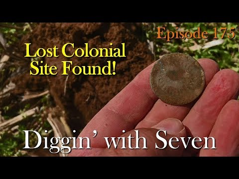 Episode 175 – Lost Colonial site found!